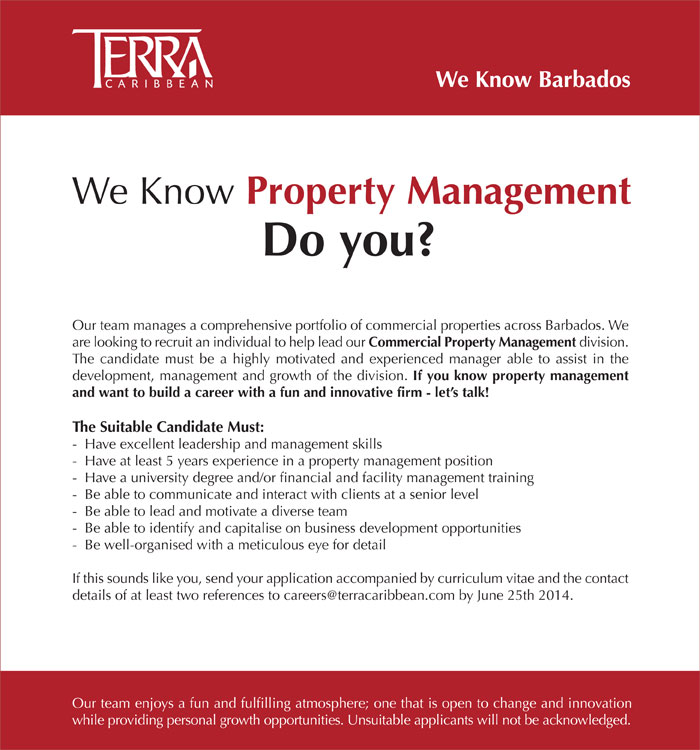 Vacancy - Commercial Property Management