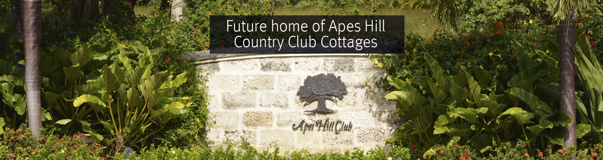 Apes Hill Country Club Cottages