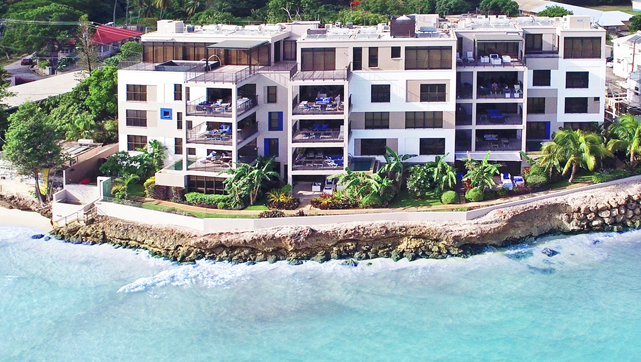 Ocean Reef Condominiums, Barbados