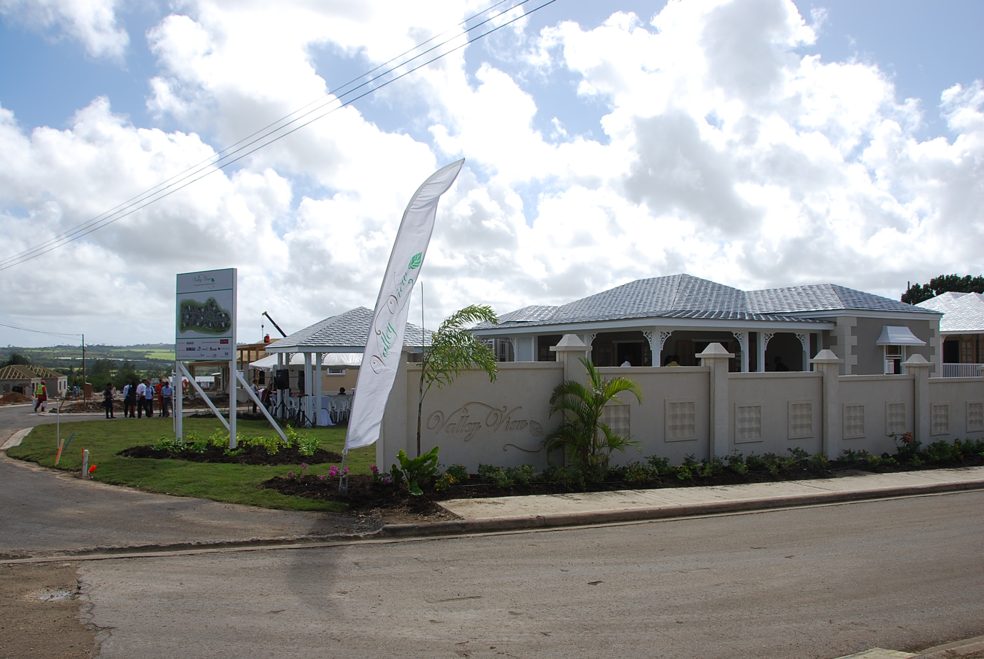 Valley View Barbados Launch