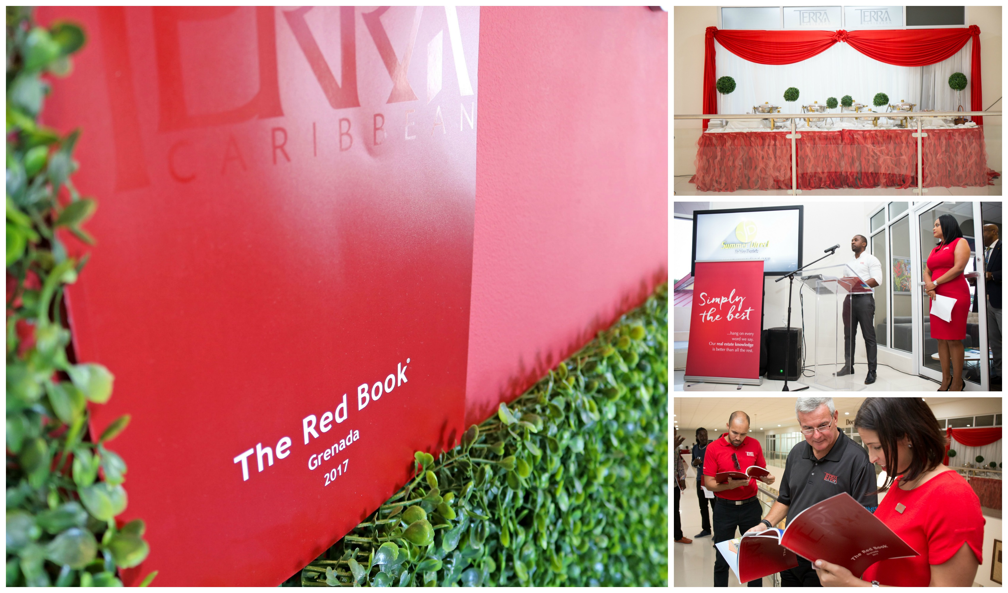 The Red Book Launch