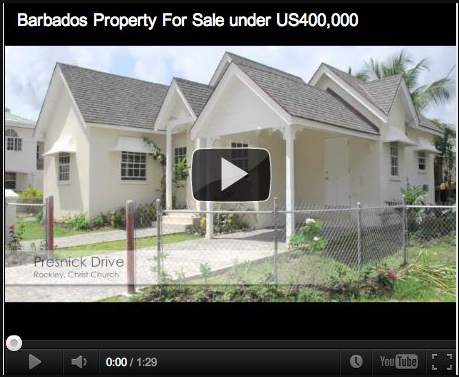 Barbados Property for Sale Under $400,000