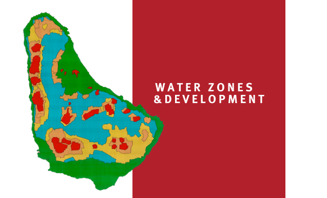 Water Zones & Development