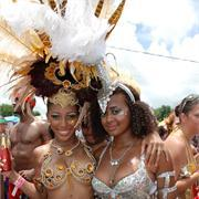 The Crop Over festival is not to be missed! (photo adapted from www.visitbarbados.org)