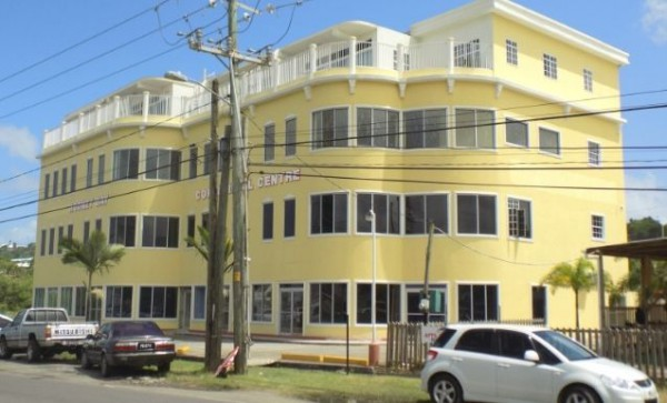 Rodney Bay Commercial Building Space